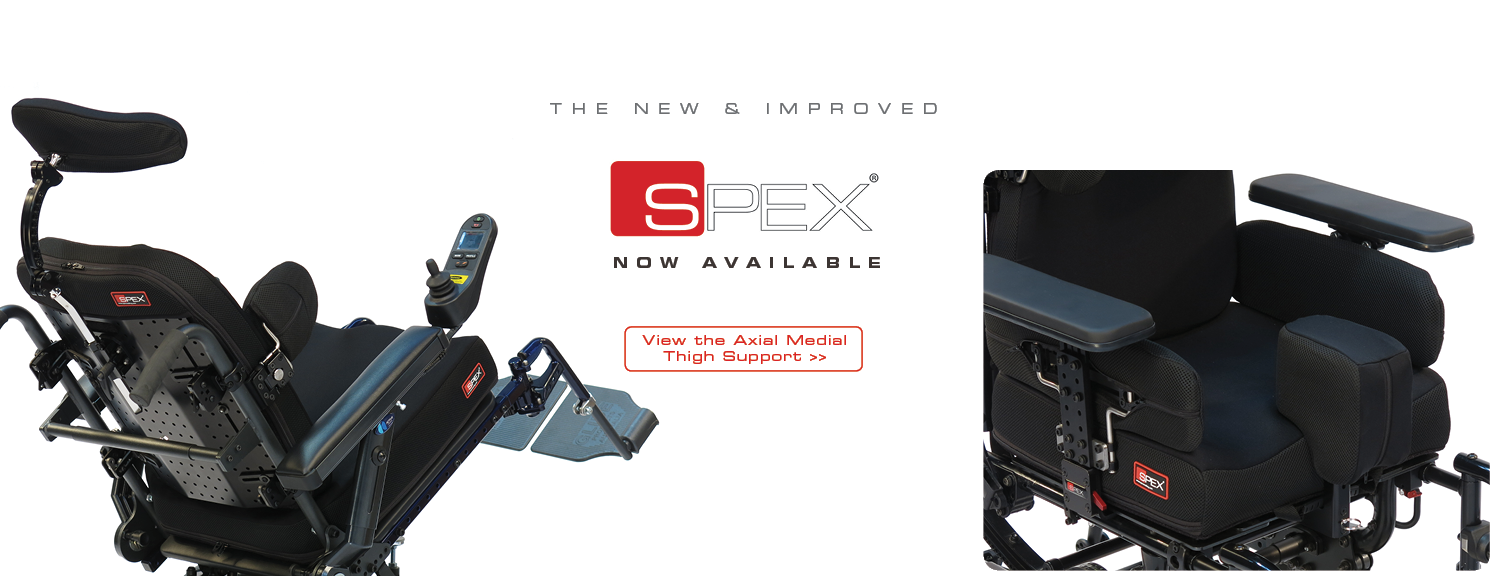 New and improved Spex now available