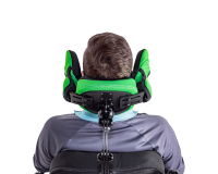 Adjustable Lateral Head Support Pad