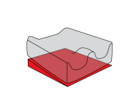 5° Cushion Wedge