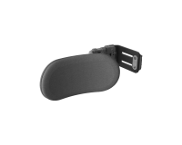 Narrow Curved Lateral Support Pad