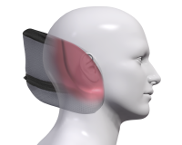 Ear Cut-Outs for a Comfortable Fit