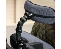 Ultimate and unparalleled adjustability to meet the most complex head positioning needs!