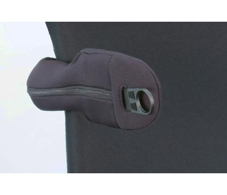 Spex Lateral Comfy-Cover showing covered hardware