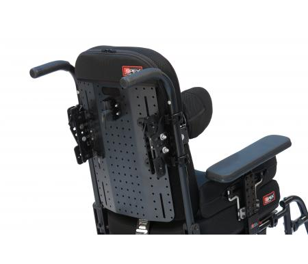 Spex Back support with Dual-Mount hardware