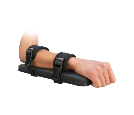 Padded Forearm Straps