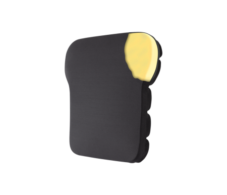 Spex Classic T Shape Back Support inner layer showing the pressure relieving foam