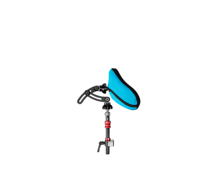 Stylo 260 Head Positioning System With Flip-Down Mechanism