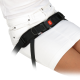 Spex 4 Point Dual Centre Pull Padded Hip Belt - Centre Release Buckle