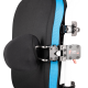 Spex Quick-Release Axial Swing-Away Cane Mount Lateral Support