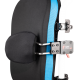 Spex Quick-Release Axial Fixed Angle Cane Mount Lateral Support
