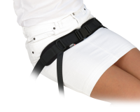 Spex 4 Point Dual Centre Pull Padded Hip Belt - Side Release Buckle